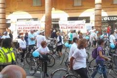 21 09 2014 Pedalando contro l\'Alzheimer