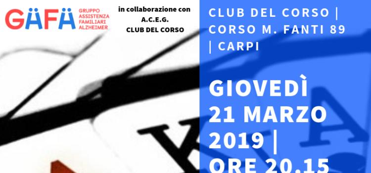 Pinnacolo e Burraco di Solidarietà | 21 marzo 2019